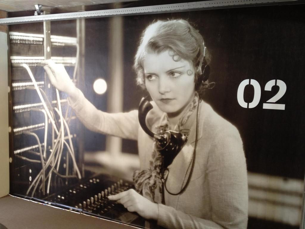 Afbeeldingsresultaat voor telefooncentrale